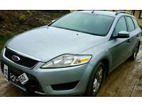 2009 ford mondeo 1.8tdci damaged
