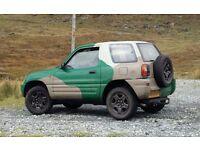 Toyota Rav4 4x4 Rav 4