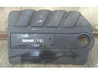 Saab tid 1.9 engine cover