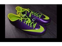 NIKE MENS PROFESSIONAL MERCURIAL VAPOR IX SG UK SIZE 12 FOOTBALL BOOTS NEW WITH BOX
