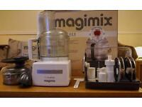 Magimix 4200 XL Food Processor with extras