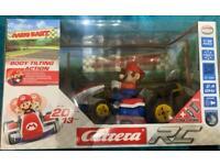 Mario kart Brand new unwanted gift