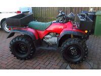 Honda foreman 450cc Farm Quad
