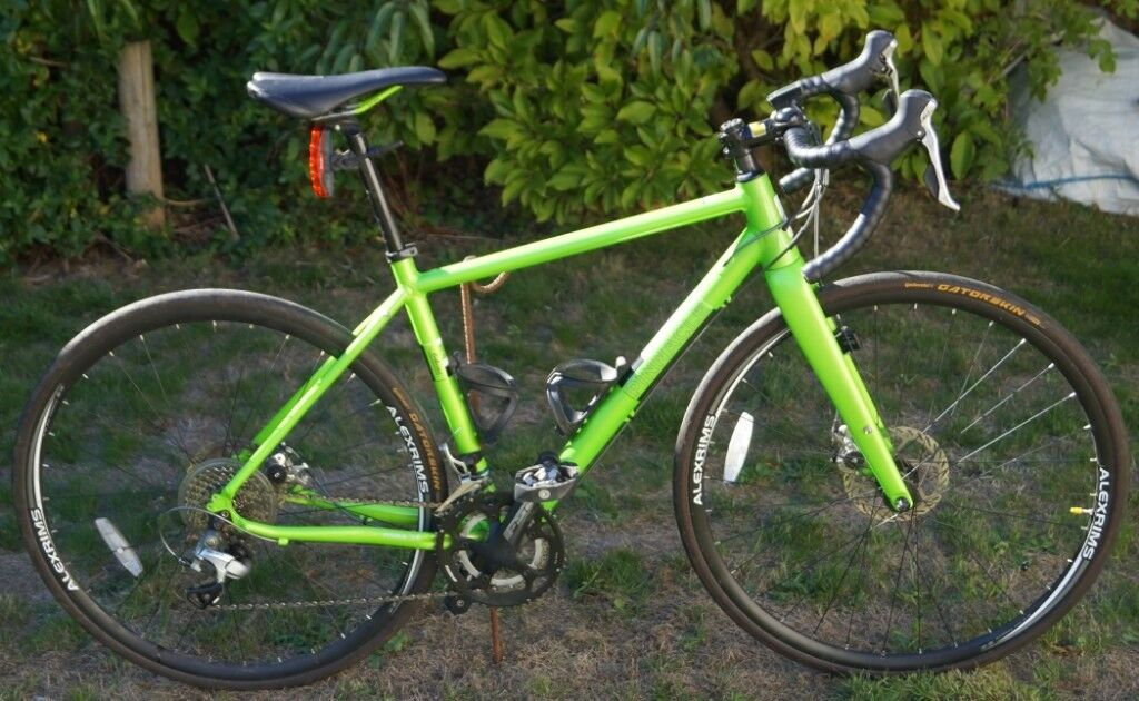 e89bc252537 Great winter road/adventure cross bike Pinnacle Arkose 3 with disc brakes  and Shimano 105