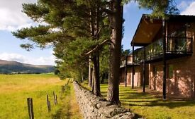 15.10 - 22.10 Craigendarroch Hilton Lodge - luxury self catered accommodation for up to 6 people