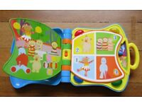 In the Night Garden Electronic Book