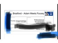 Adam Saleh UK Tour Tickets (Sold Out)