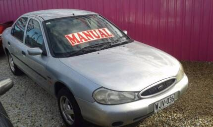 1998 Ford Mondeo Sedan- MASSIVE CLEARANCE SALE! Enfield Port Adelaide Area Preview
