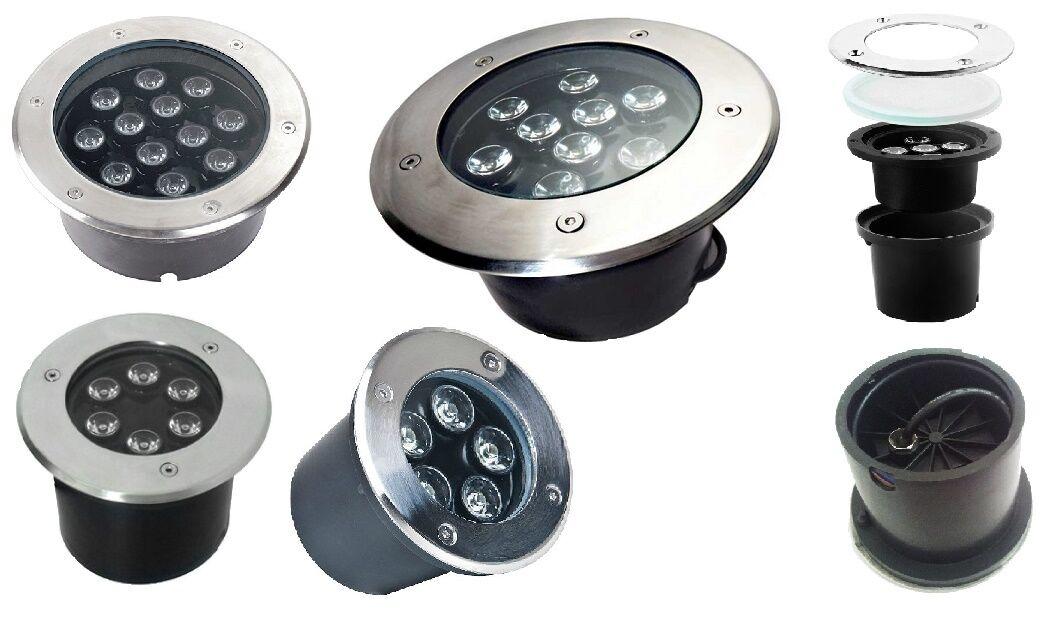 Faretti Interni Per Auto: 15972 Led per interno beselettronica FARO LED SLIM FARETTO.