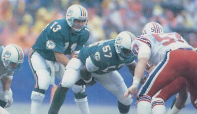 9/13/1987 Miami Dolphins at New England Patriots 2 DVD's- Dan Marino