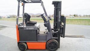 2011 Chariot élévateur/Forklift, Toyota 8FBCU20