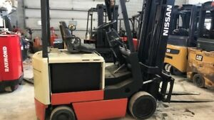 0 Chariot élévateur/Forklift, Nissan CSP01L18S