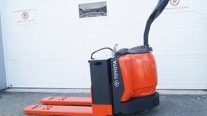 2010 Chariot élévateur/Forklift, Toyota 8HBW30
