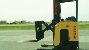 2010 Chariot élévateur/Forklift, Hyster N35ZR