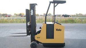 2000 Chariot élévateur/Forklift, Yale ESCO30