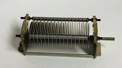 160pf Air Dielectric Variable Capacitor 6 Length C208