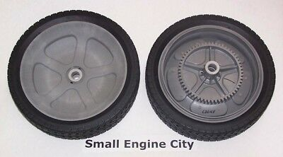 Agri Fab Lawn Mower - 2 Agri-Fab 40987 Wheels Craftsman Tow Behind Lawn Sweeper Tire Complete Assembly