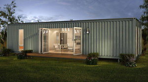 20ft and 40ft Relocatable Container Homes/Granny Flats Delivered Brisbane City Brisbane North West Preview