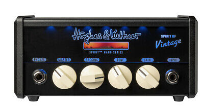 Hughes & Kettner Spirit of Vintage - Nano Guitar Head