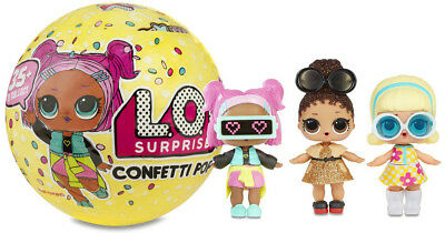 LOL Muñeca Sorpresa Serie 3 L.O.L. Surprise! Confetti Pop Ball ENVIO 24 HORAS