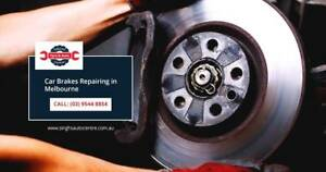 Reliable Car Brakes in Repair in Melbourne
