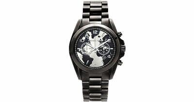 Michael Kors MK6271 Bradshaw Watch Hunger Stop Limited Edition Black Watch
