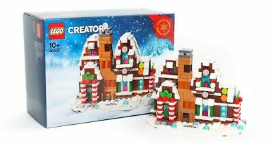 LEGO Creator Mini Gingerbread House 40337 Limited Edition Christmas 2019 New!