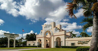 2 Cemetery Plots - Double Depth Companion - Miami Memorial Park