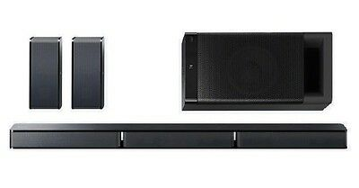 Sony HTRT3 5.1-Channel Home Theater Bluetooth Sound Bar with Subwoofer