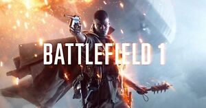 Battlefield 1 ps4 for trade