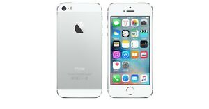 16gb Silver Iphone 5s With Rogers