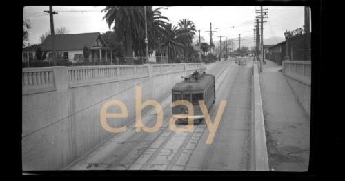San Jose Trolley, 1930