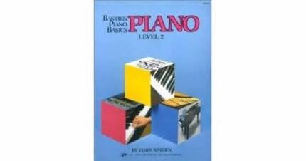 Bastien Piano Basics Level 2 (James Bastien)