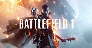 Battlefield 1 - perfect condition
