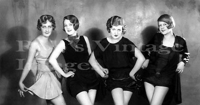 Women's Swimsuit Fashion Photo 1 1928 Flappers Jazz Prohibition  Roaring 20s  (Roaring 20s Fashion)