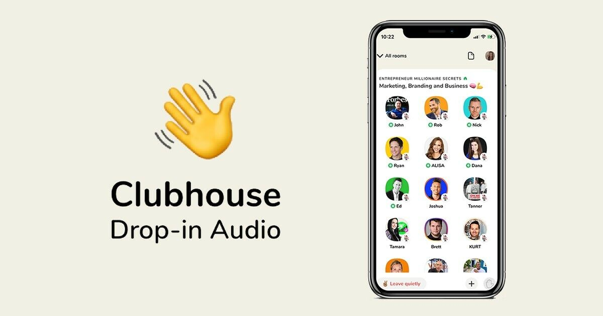 Clubhouse Invites Limited Supply IOS Only Access Within Minutes  - $0.99