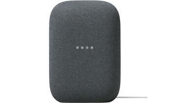 Google Nest Audio Charcoal Smart Speaker New Sealed