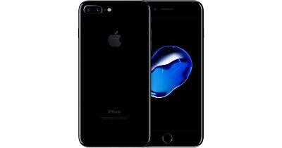 APPLE IPHONE 7 128GB BLACK+ ACCESSORI + SPEDIZIONE + GARANZIA 12 MESI
