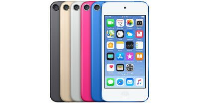 Apple iPod Touch 6th Generation - 16, 32, 64, 128 GB