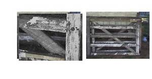 wooden gates Nundle Tamworth Surrounds Preview