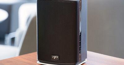 Paradigm PW-600 Premium Wireless Speaker Black DTS Play-Fi Best WiFi