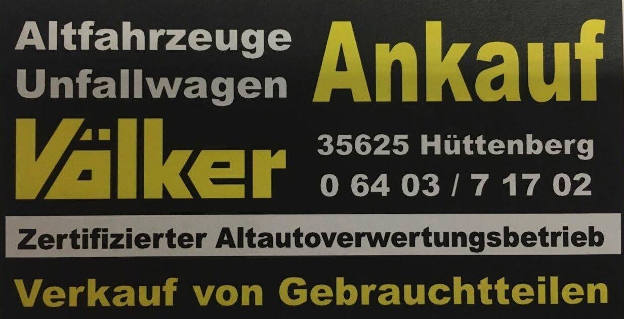 Autoverwertung Völker, Hüttenberg