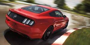 2017 Ford Mustang Coupe - GT V8 5.0 Race Red Macquarie Park Ryde Area Preview