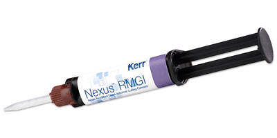 Kerr Nexus Rmgi Resin Modified Glass Ionomer Dental Cement 5g