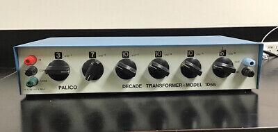 Palico Decade Ratio Transformer Model 1055 Standard