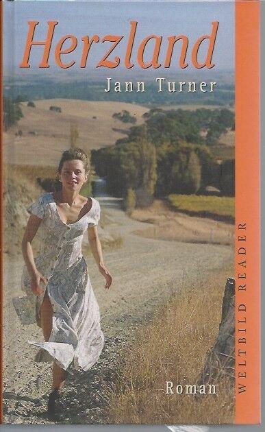 HERZLAND - Roman von Jann Turner - Ausgabe Weltbild -1999 - /M/