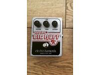 Little Big Muff distortion pedal