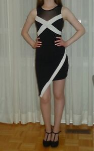 Grad / Evening dress, size XS-S