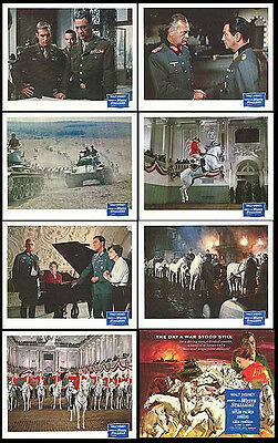 MIRACLE OF THE WHITE STALLIONS/LIPPIZANERS original lobby card set ROBERT TAYLOR
