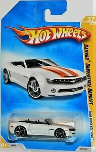 Hot Wheels 1/64 Chevrolet Camaro Concept Diecast Car